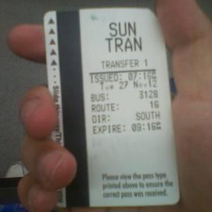 My Story with Sun Tran