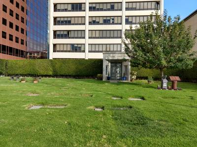 inside Pierce Brothers Westwood Village Memorial Park & Mortuary, 2019-03-09