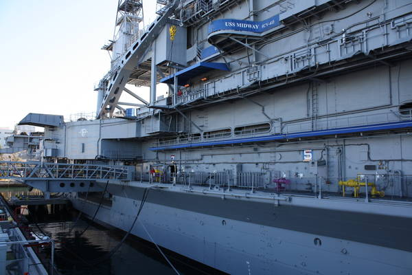 USS Midway, 2011-12-23