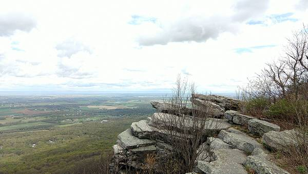 view at Annapolis Rock